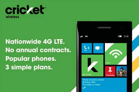 cricket phone company at t unveils the new cricket wireless whistleout