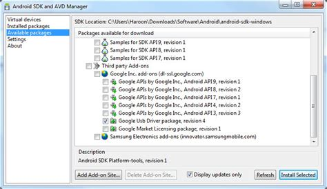 usb drivers for android what is adb and how to install it with android sdk