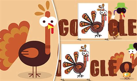google images thanksgiving turkey thanksgiving 2017 google doodle marks thanksgiving with a