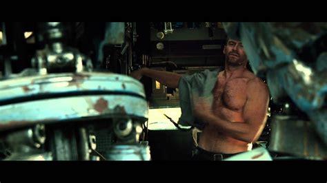 film robot avec hugh jackman real steel avec hugh jackman bande annonce officielle en