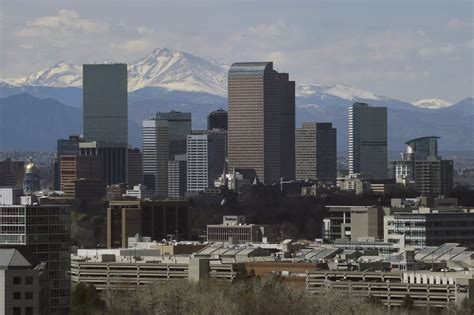 Denver Co Records Denver Set More Tourism Records In 2015 But Pot Gets No Credit