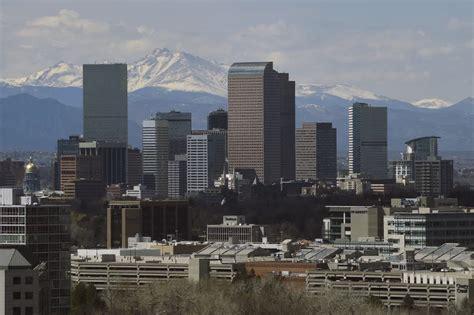 Denver Colorado Records Denver Set More Tourism Records In 2015 But Pot Gets No Credit