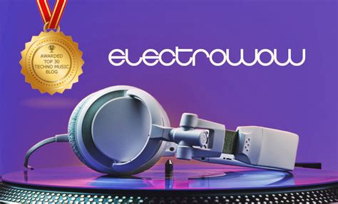 electro house music blog electro wow music blog awarded for contributing to the