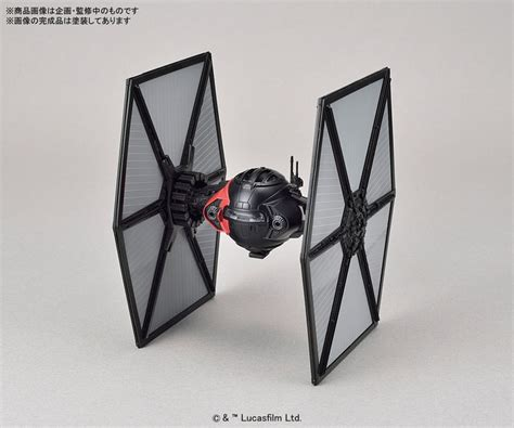 bandai wars 1 72 order special forces tie fighter hobby frontline