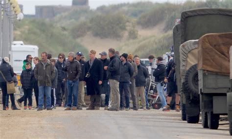film locations for dunkirk dunkirk set photos from christopher nolan s wwii movie