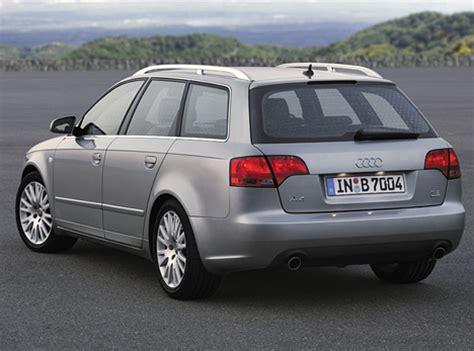 Abmessung Audi A4 Avant by Audi A4 Avant Abmessungen Technische Daten