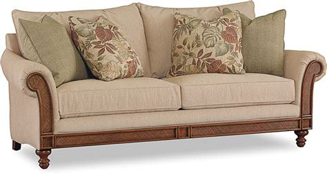 cherry sofa windward cherry sofa 1125 52013 hooker furniture