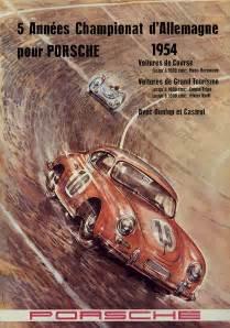 porsche poster vintage vintage porsche posters petrolicious