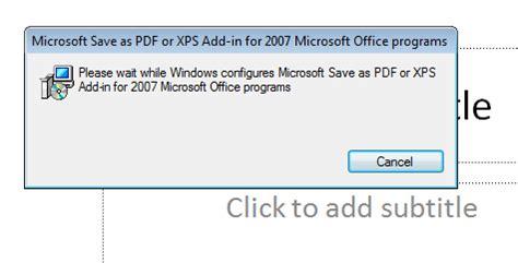 format video untuk power point mengaktifkan dukungan format file pdf dan xps pada power