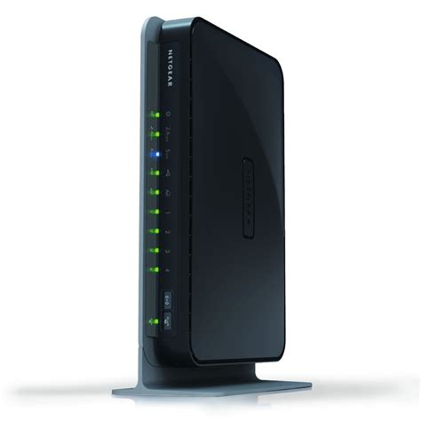 Wifi Netgear netgear n600 wndr3700 wireless router dual band gigabit