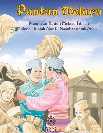 Buku Pantun Melayu Pilihan kategori adicita karya nusa