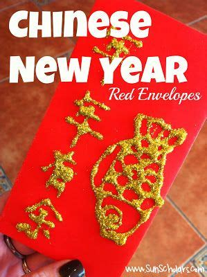 new year the envelope new year envelopes cny crafts