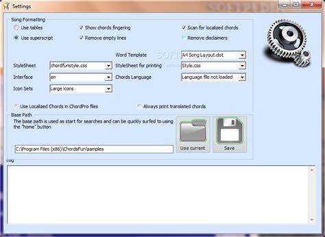 chordpro format converter chordsfun download