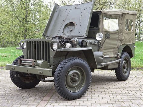Mb Jeep 1942 Jeep Willys Mb 2 Jk Forum