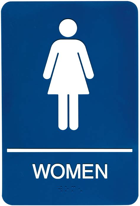 Womans Bathroom by Womens Restroom Sign Free Clip Free Clip