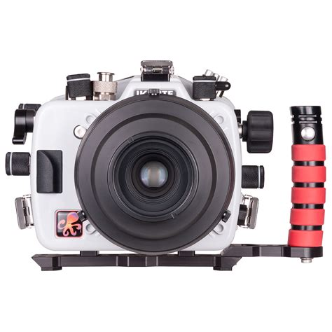 ikelite nikon d500 underwater housing with dl port mount