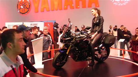 moto bike expo motosiklet fuari   yamaha fuarin