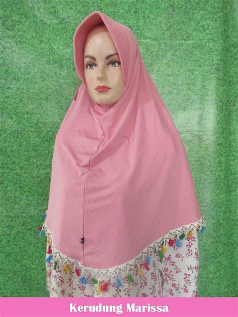 Grosir Jilbab Murah Langsung Dari Pabrik kerudung marissa pusat grosir baju pakaian murah meriah