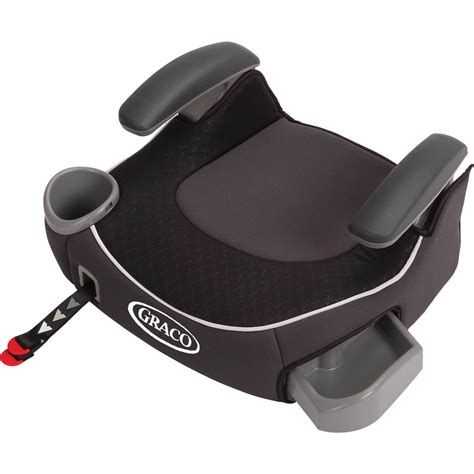 graco infant car seat latch system graco affix backless booster seat with latch system car