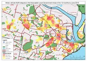 explore crime hotspots in nsw