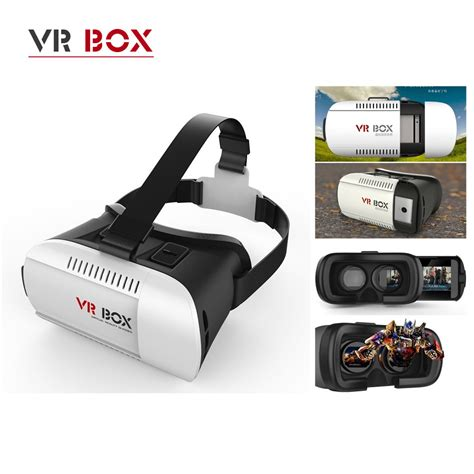 Reality 3d vr box virutal reality 3d glasses for smartphone remote
