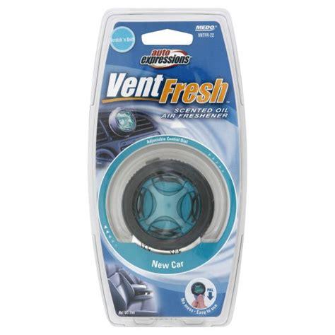 auto expressions vent fresh air freshener scented