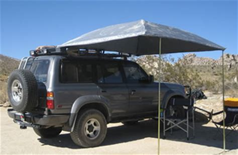 van side awning cerize com awnings