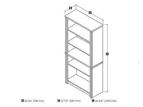 waterford modular bookcase smart furniture smart furniture