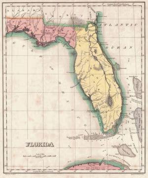 florida territory map florida