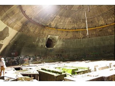 totalitarianism today living in a missile silo