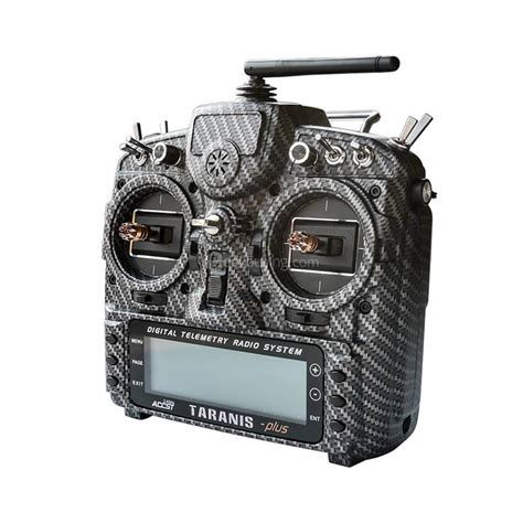 Frsky Taranis X9d Plus Transmitter Parts Replacement Shell frsky taranis x9d plus transmitter custom shell carbon fiber