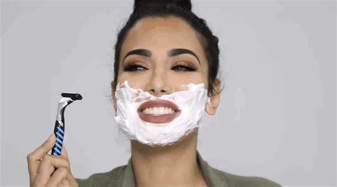 new women shaving trends hudabeauty s latest makeup tutorial wants women to start
