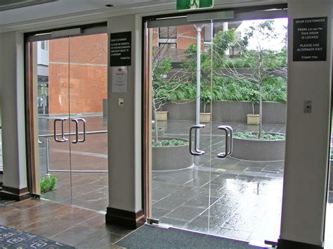 Glass Entrance Doors All Glass Entrances Gallery