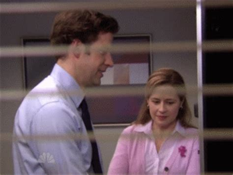 The Office Pda by Pda Animated Gif The Office Fan 19675537 Fanpop