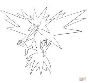 Articuno Pokemon Coloring Pages Images Pokemon Images Articuno Coloring Pages