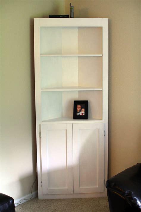 corner bookshelves white furniture white corner bookshelves with doors in