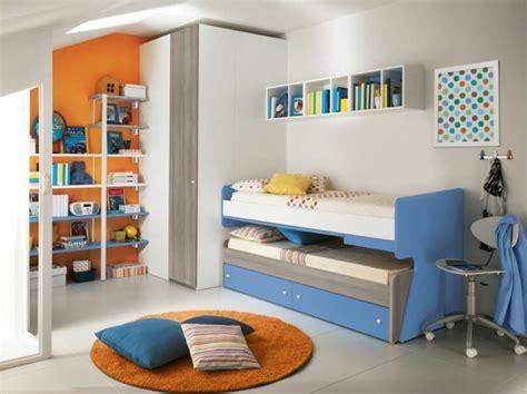 kinderzimmer blau orange 1001 ideen f 252 r kinderzimmer junge einrichtungsideen