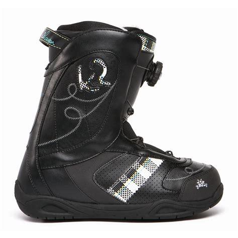 k2 boots k2 boa coiler snowboard boots s 2009 evo