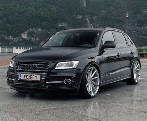 Garage Sizes Standard audi sq5 vossen cvt gloss silver