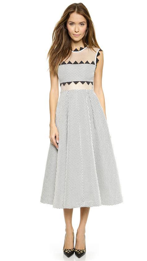 Dresses On Sale At Shopbop by Self Portrait Lucille Dress Shopbop