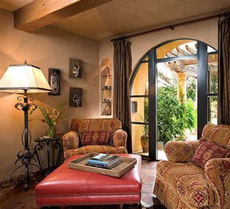 Tuscan Decorating Ideas | decorating ideas with a tuscan style room decorating