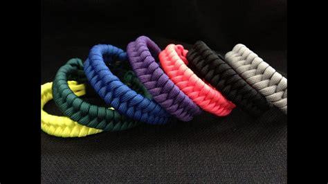 Gelang Tali Aquamarine 2 cara membuat gelang dari tali gelang paracord model fishtail dan two color fishtail