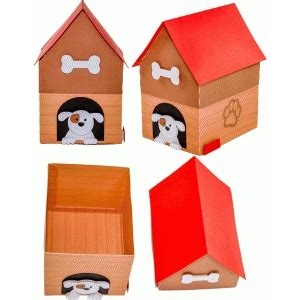 lg premium dog house silhouette design store view design 60818 boy dog house box