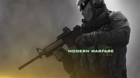 Call Of Duty Modern Warfare 2 System Requirements