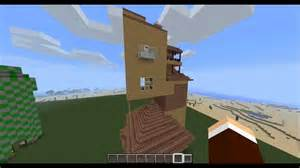 Make A Floor Plan Of Your House Weasleys House The Burrow V1 Made In Minecraft Youtube