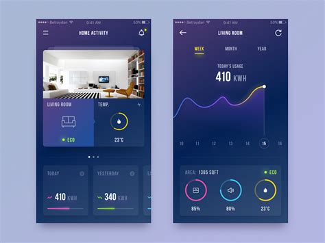 home design app manual 30 inspiring exles of smart home app muzli design