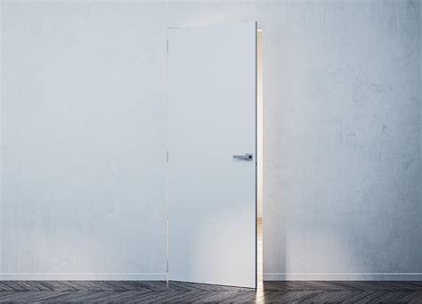 porta invisibile porte invisible syntesis 174 battant eclisse eclisse
