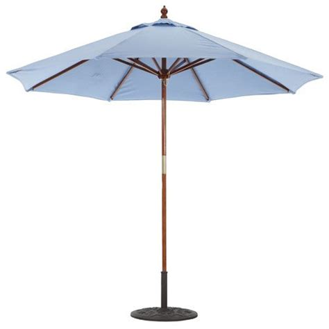 Wood Patio Umbrella 9 Patio Umbrellas Market Umbrellas Ipatioumbrella