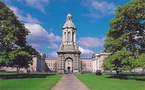 College Dublin Mba by Programs Gt Brochure Gt Study Abroad