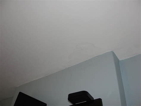 brown stain on ceiling below bathroom ceiling stains
